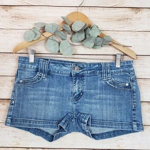 💜3/$25🛍  Papaya Denim Shorts